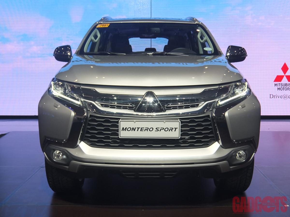 2018 Montero Philippines >> All-new Mitsubishi Montero Sport now available | Gadgets Magazine Philippines