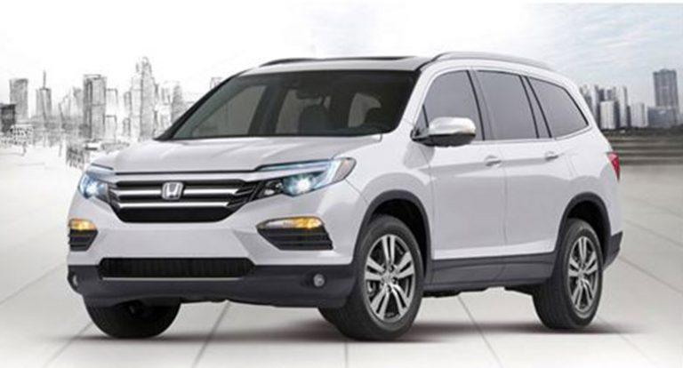 Honda to launch all-new Pilot this month