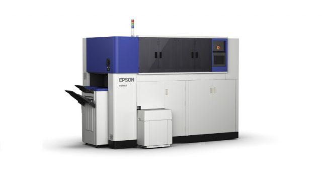 Epson develops world's first office papermaking system ...