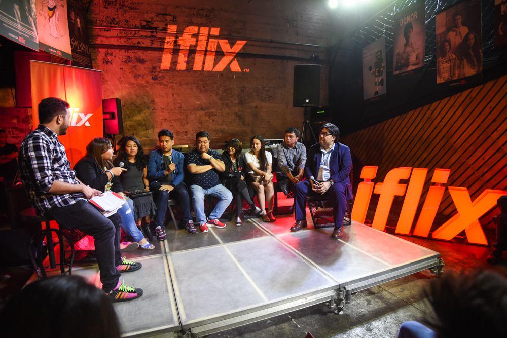 Iflix spotlights local inpendent cinema leaders in iflix stopboris Choice Image