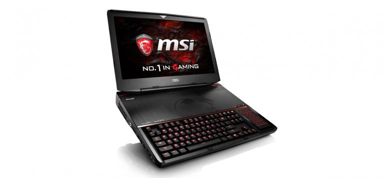 Quick Look: MSI GT83VR Titan SLI—desktop performance in a lumbering notebook body