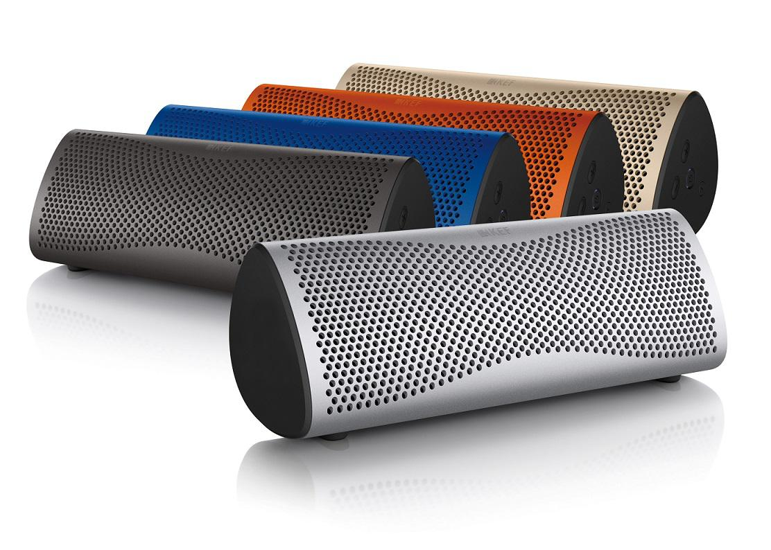 KEF's Muo carries much of the same technology that the flagship speakers have, but in a beautifully compact package.