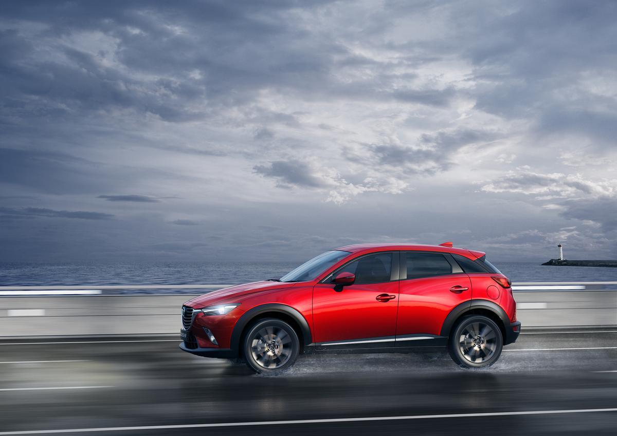 10) All-new Mazda CX-3