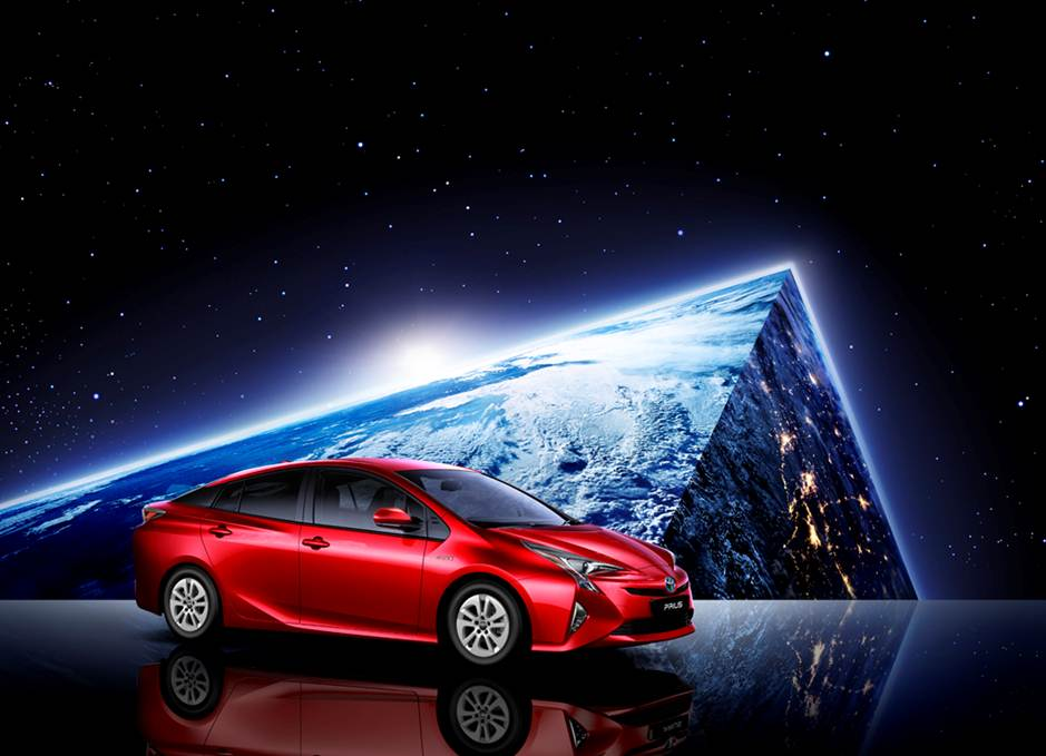 16) Toyota All-new Prius