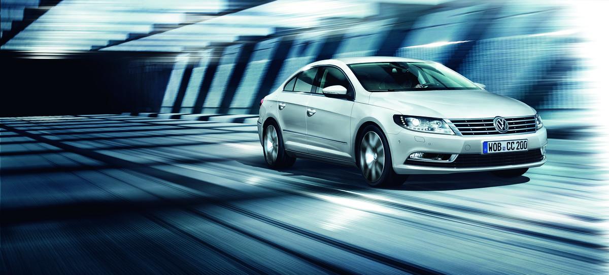 17) Volkswagen CC Press Photo