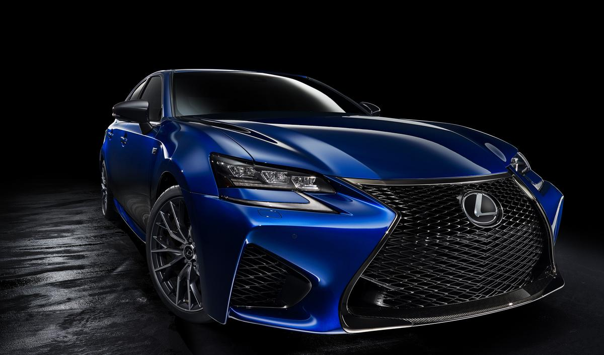 9) Lexus GS F