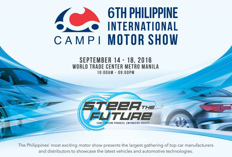 6th Philippine International Motor Show promises fun for everyone