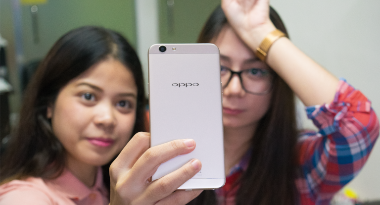 Review: Oppo F1s—unrivaled selfie game