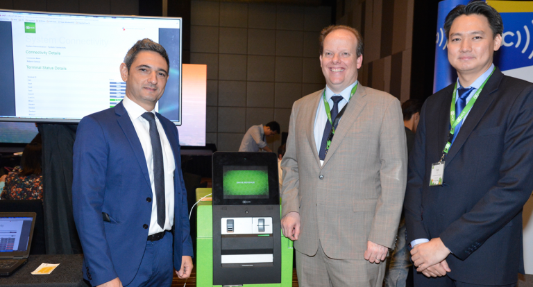 NCR showcases new banking solutions