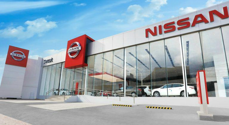 Nissan inaugurates new Sucat dealership with its new showroom design