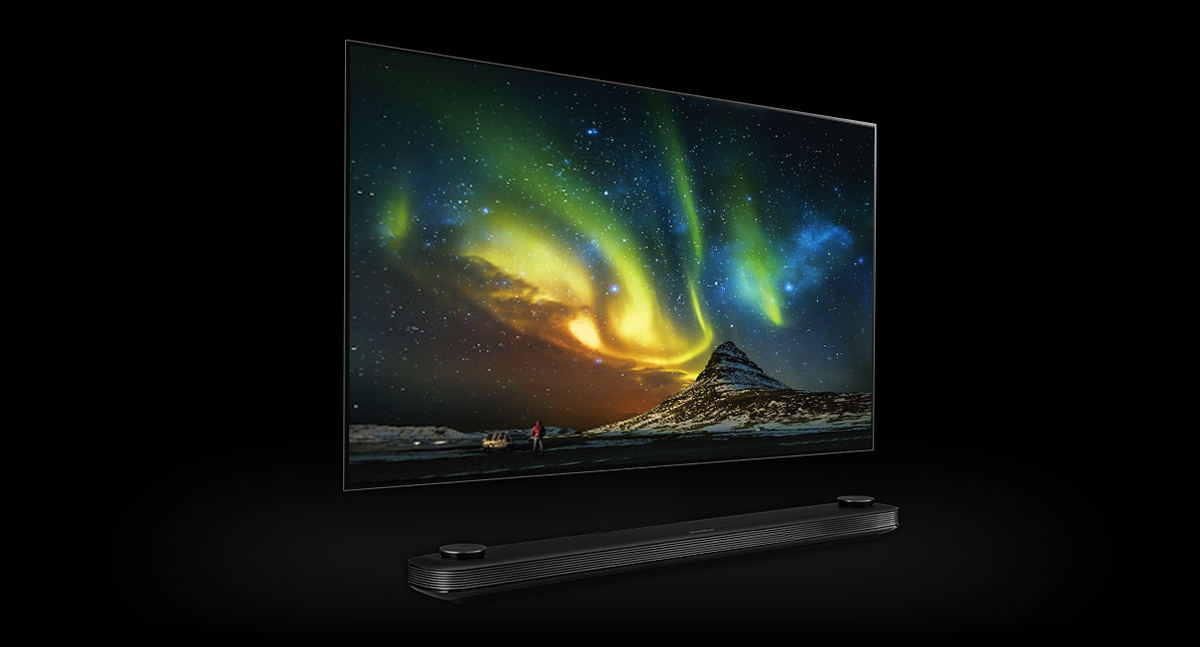 Ces 2017 Lg To Release Wallpaper Thin Oled Tv Gadgets Magazine