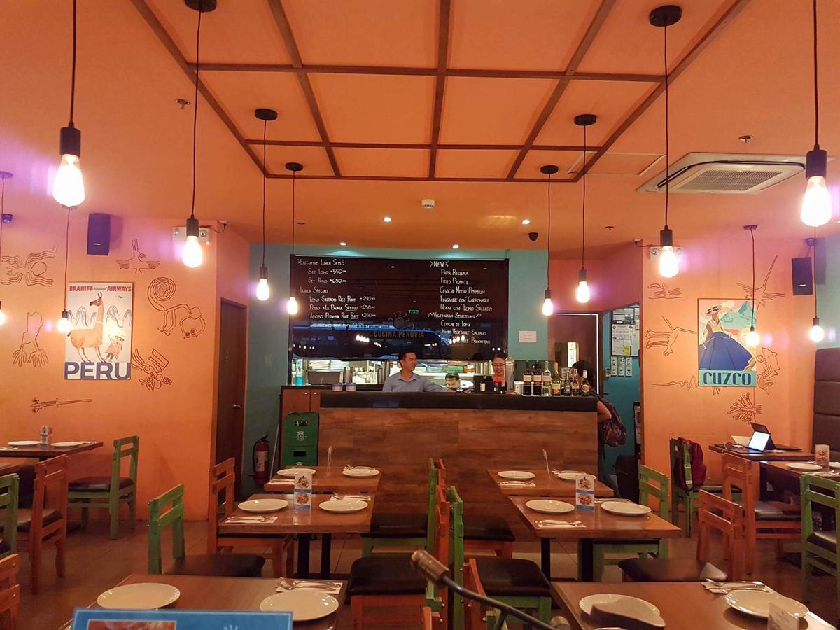 Restaurant Review Cocina Peruvia Gadgets Magazine