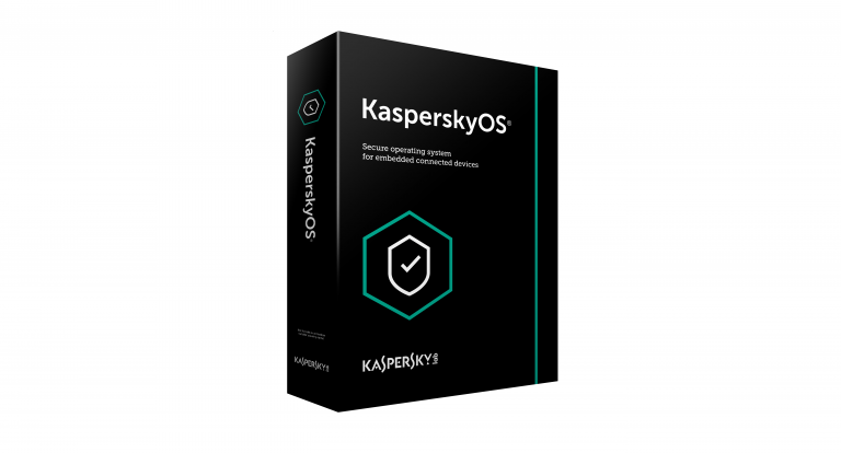 Kaspersky Lab Operating System Now Commercially Available