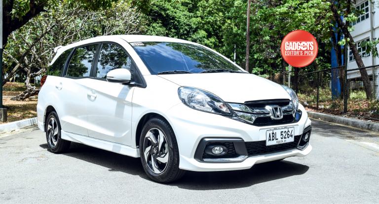 Test Drive: Honda Mobilio 1.5 RS Navi