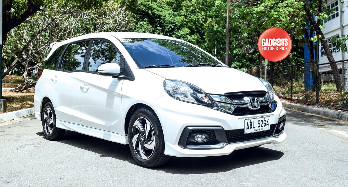 Test Drive Honda Mobilio 1 5 Rs Navi Gadgets Magazine Philippines