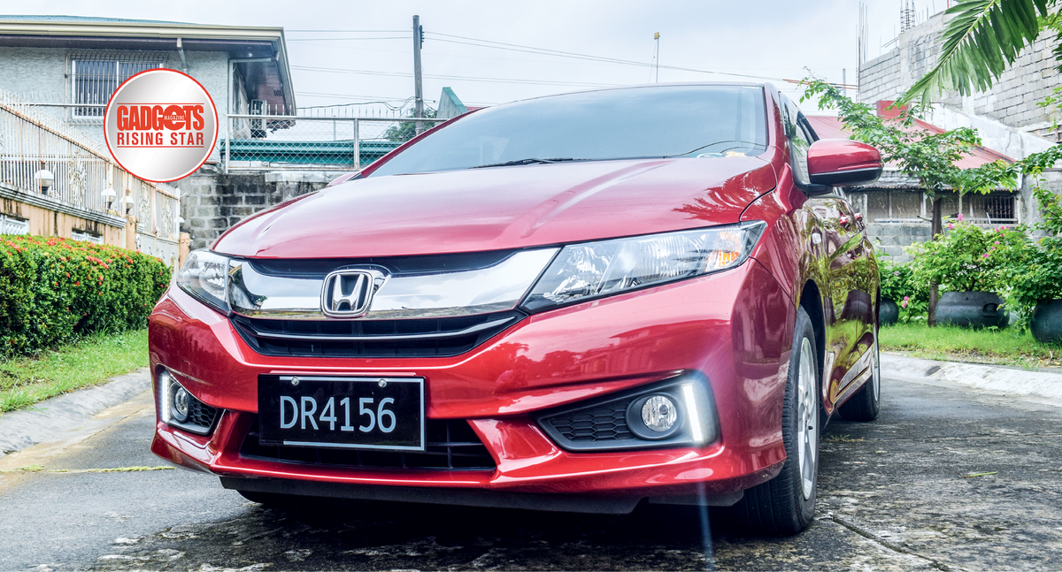 Test Drive Honda City 15 E CVT Limited Edition
