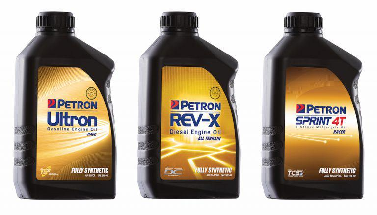 Order your Petron Engine Oils online from Lazada