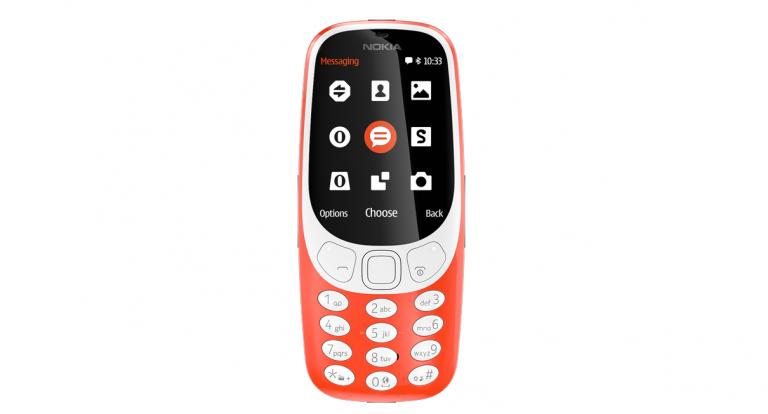 Quick Look: Nokia 3310 (2017)