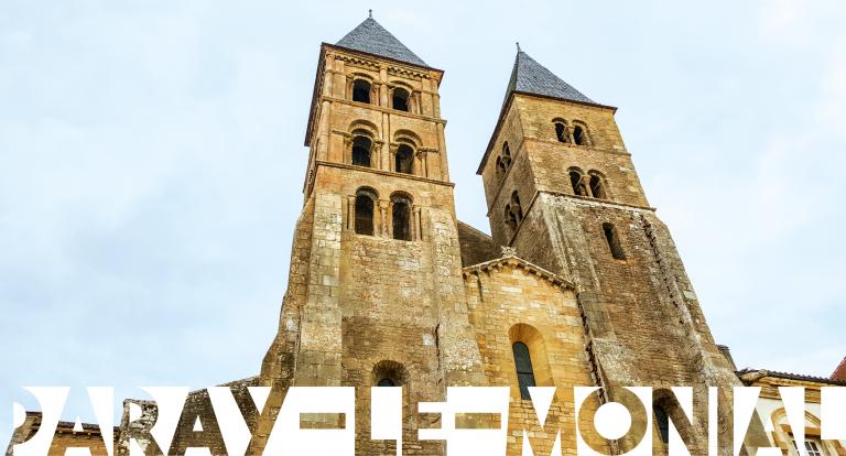 Travel: Paray-Le-Monial