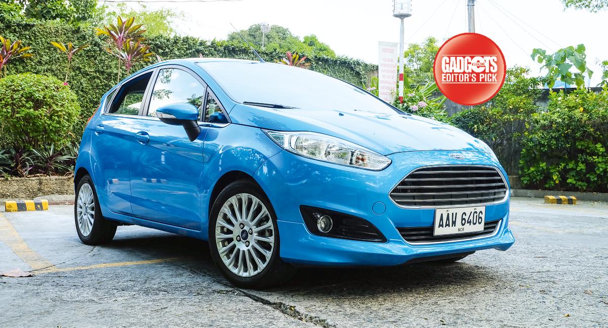 Test Drive Ford Fiesta Hatchback Sport 1 0l Ps Gadgets Magazine