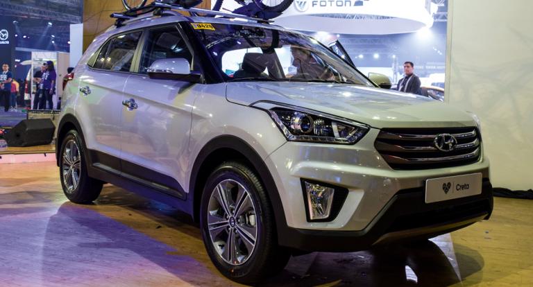 MIAS 2017: Hyundai Brings Genesis G90, Creta to Philippines