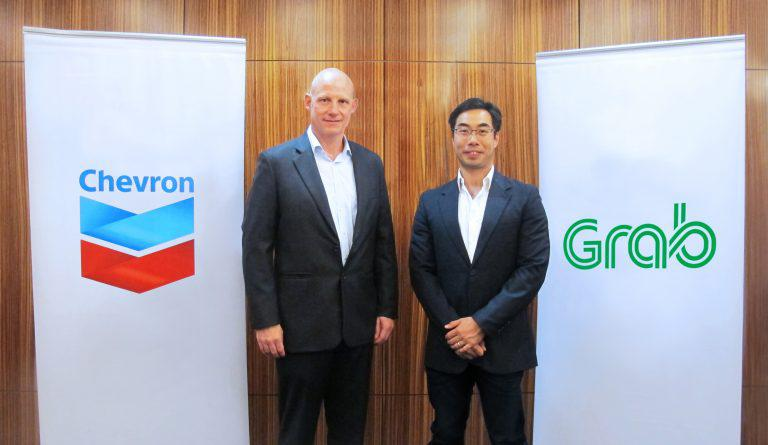Chevron partners with Grab to reward drivers with discounts and rebates