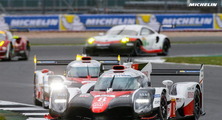 Michelin Tires Endure Harsh Racing Conditions at the 2017 FIA WEC