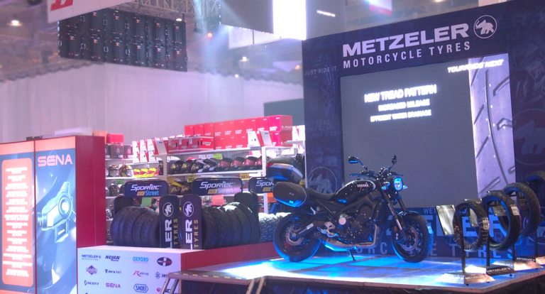 Motoworld displays latest additions to product line-up