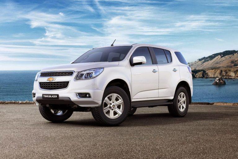 Chevrolet Philippines Launches the Trailblazer LTX