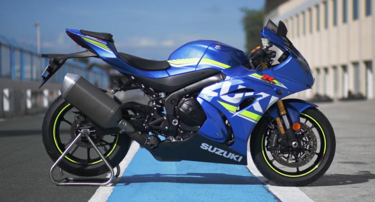 Suzuki holds GSX-R1000R Invitational Test Drive