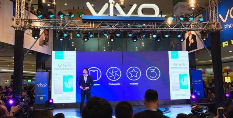 Vivo Launches the All New V5s