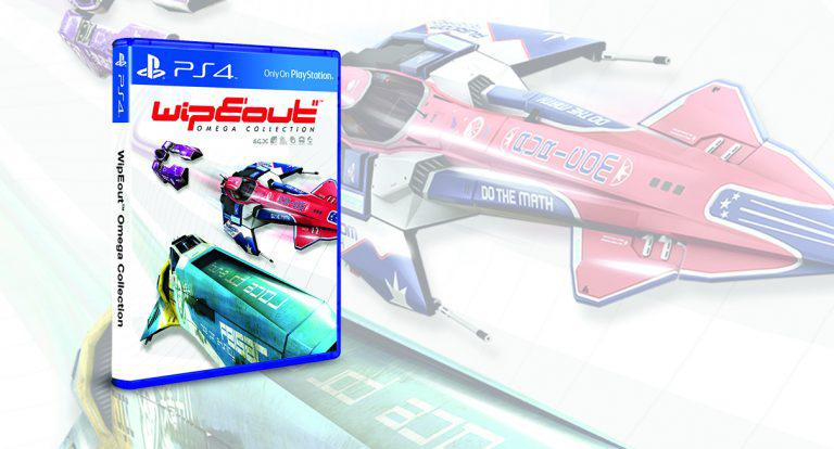WipEout Omega Collection will be available on 6th of June 2017