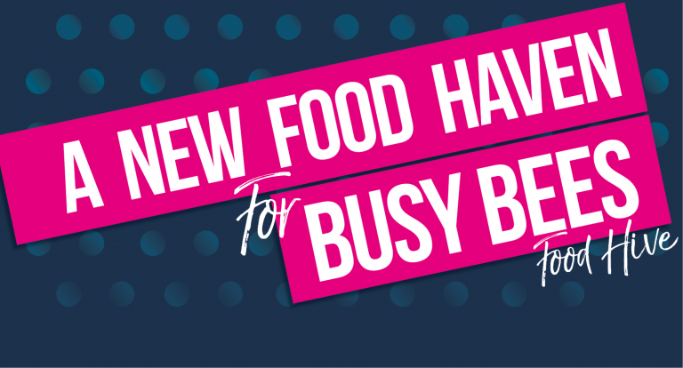 Food: A New Food Haven for Busy Bees