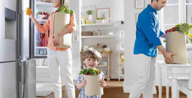 Beko's Top 3 Tips for Better and Fresher Food