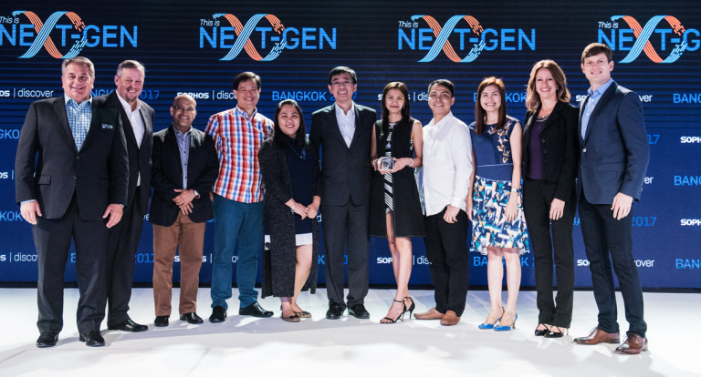 Microgenesis Business System awarded Sophos ASEAN Partner of the Year