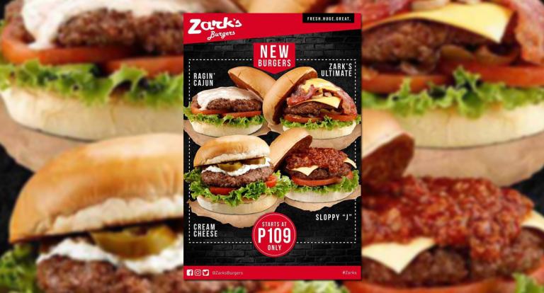 Zark's Burgers showcases new affordable menu options, announces 'aggressive' expansion