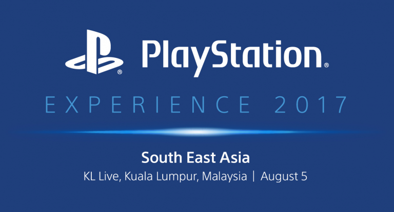 Sony announces PlayStation Experience 2017 SEA