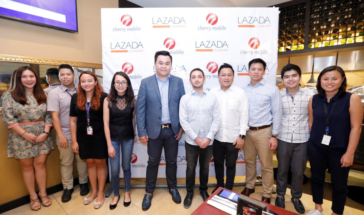 Lazada and Cherry Mobile Intensify Partnership with the