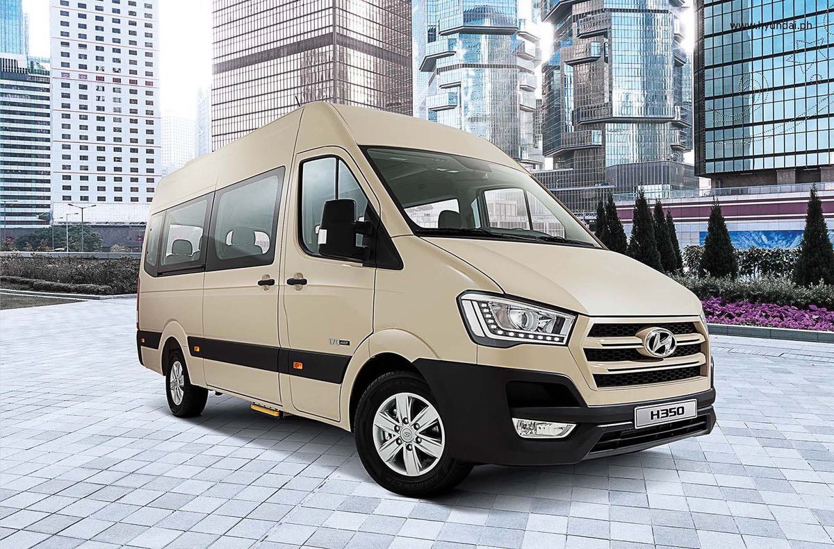 Five (5) Ways the Hyundai H350 can keep your business ahead ...