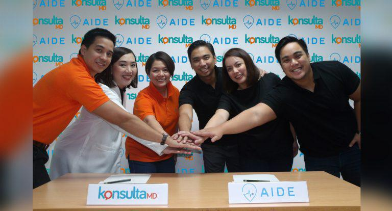 KonsultaMD partners with home care app AIDE