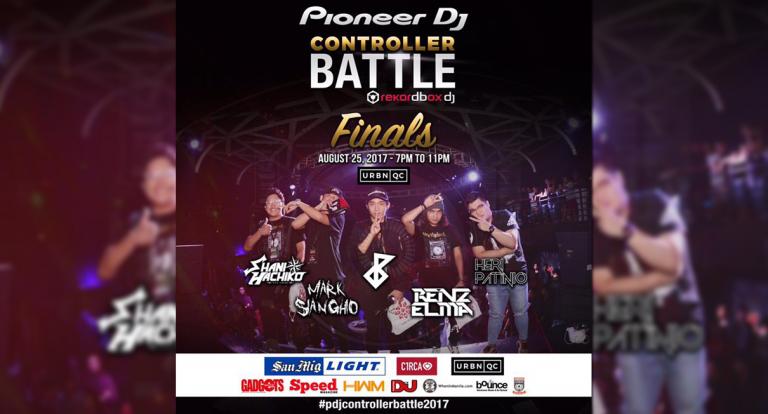 Pioneer DJ Controller Battle 2017 Rekordbox Edition Finals