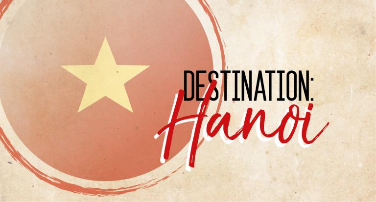 Travel: Hanoi