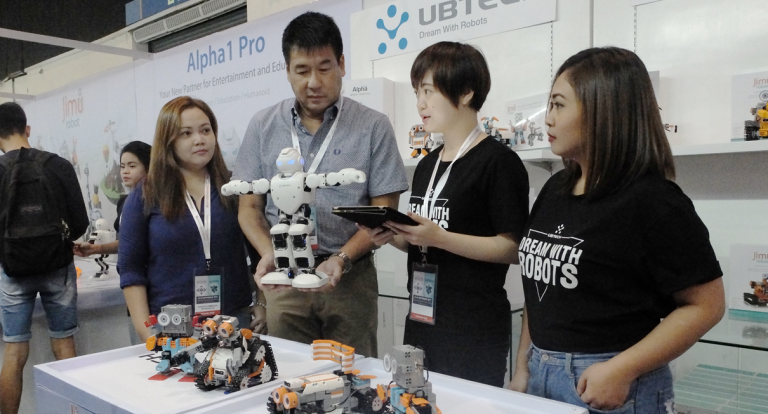 UBTECH partners with Banbros for robotics line-up launch in PH