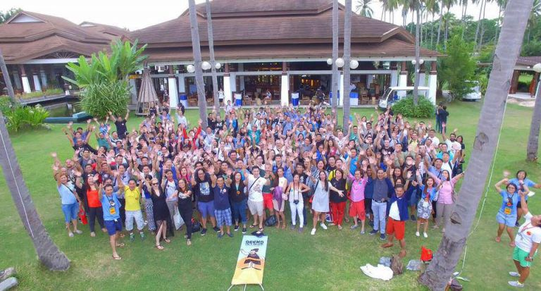 Eastern Communications Supports SMEs in the 5th Geeks on a Beach Conference