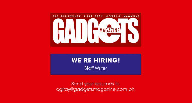 We're Hiring: Staff Writer/Content Producer