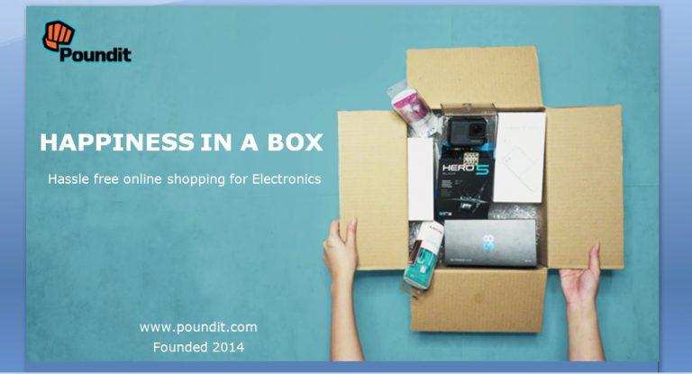 Poundit Launches Revamped Online Store