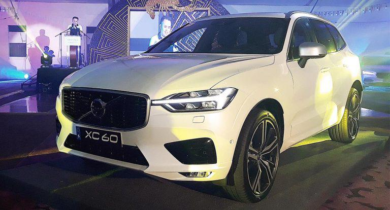 Volvo Philippines Holds XC60 SUV Local Preview