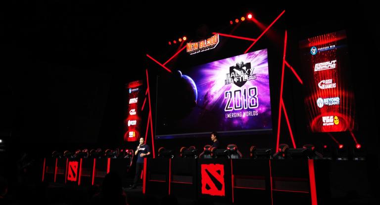Galaxy Battles 2018 in Manila set to be biggest DOTA major yet