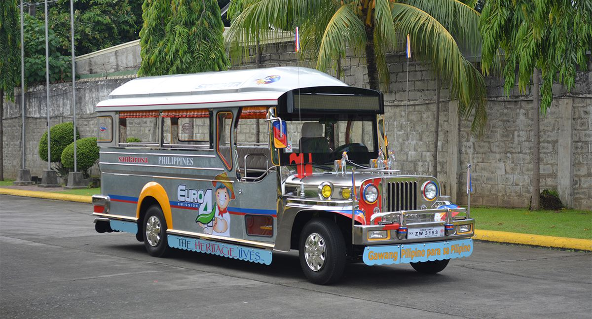 Sta Rosa Motor Works Inc Preserves Iconic Jeepney Aesthetic With