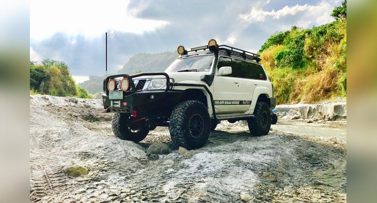 Off-roaders Share Thrilling Stories with Nissan Patrol Super Safari
